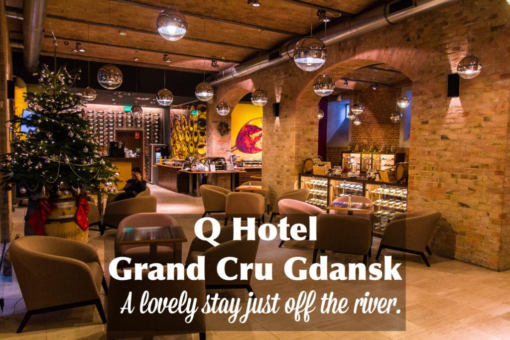 Hotel Grand Cru Gdansk