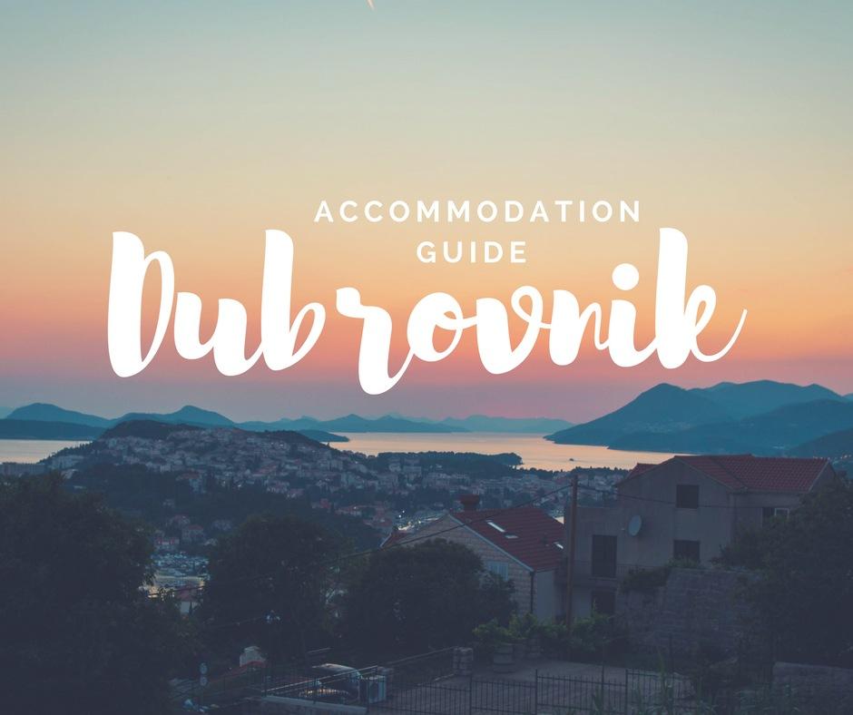 Dubrovnik, Where to Sleep, Dubrovnik Accommodation, sunset, Croatia, arboursabroad