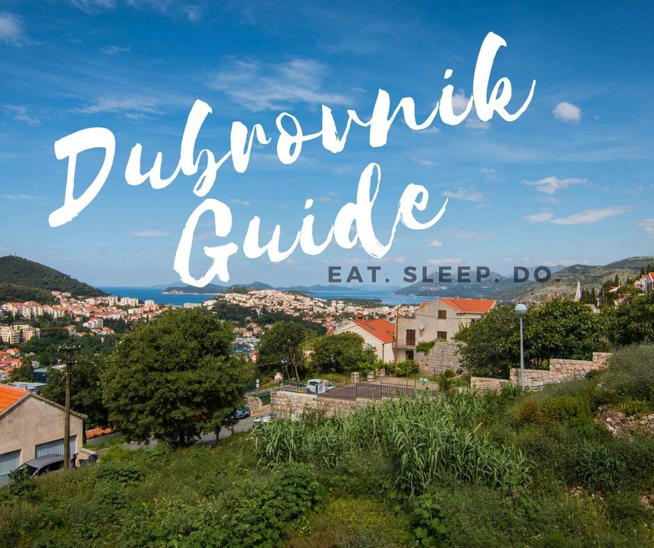 Dubrovnik, Croatia, things to do in Dubrovnik, arboursabroad, city guide