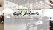 The Best Place We've Ever Stayed | Hotel Skalinada on Hvar, Croatia