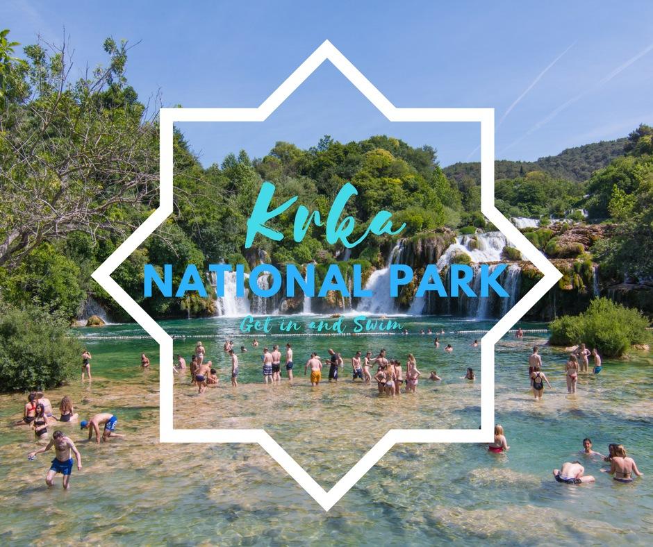 swimming at Krka waterfalls, Krka National Park Guide, Krka from Split, arboursabroad