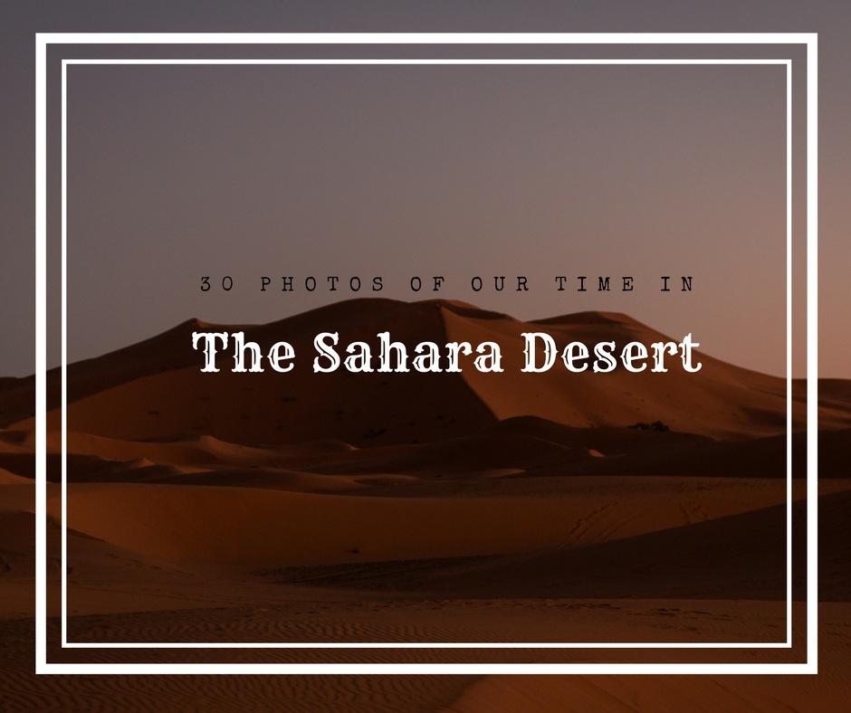 photo journal, Merzouga Dune, Sahara Desert, Morocco